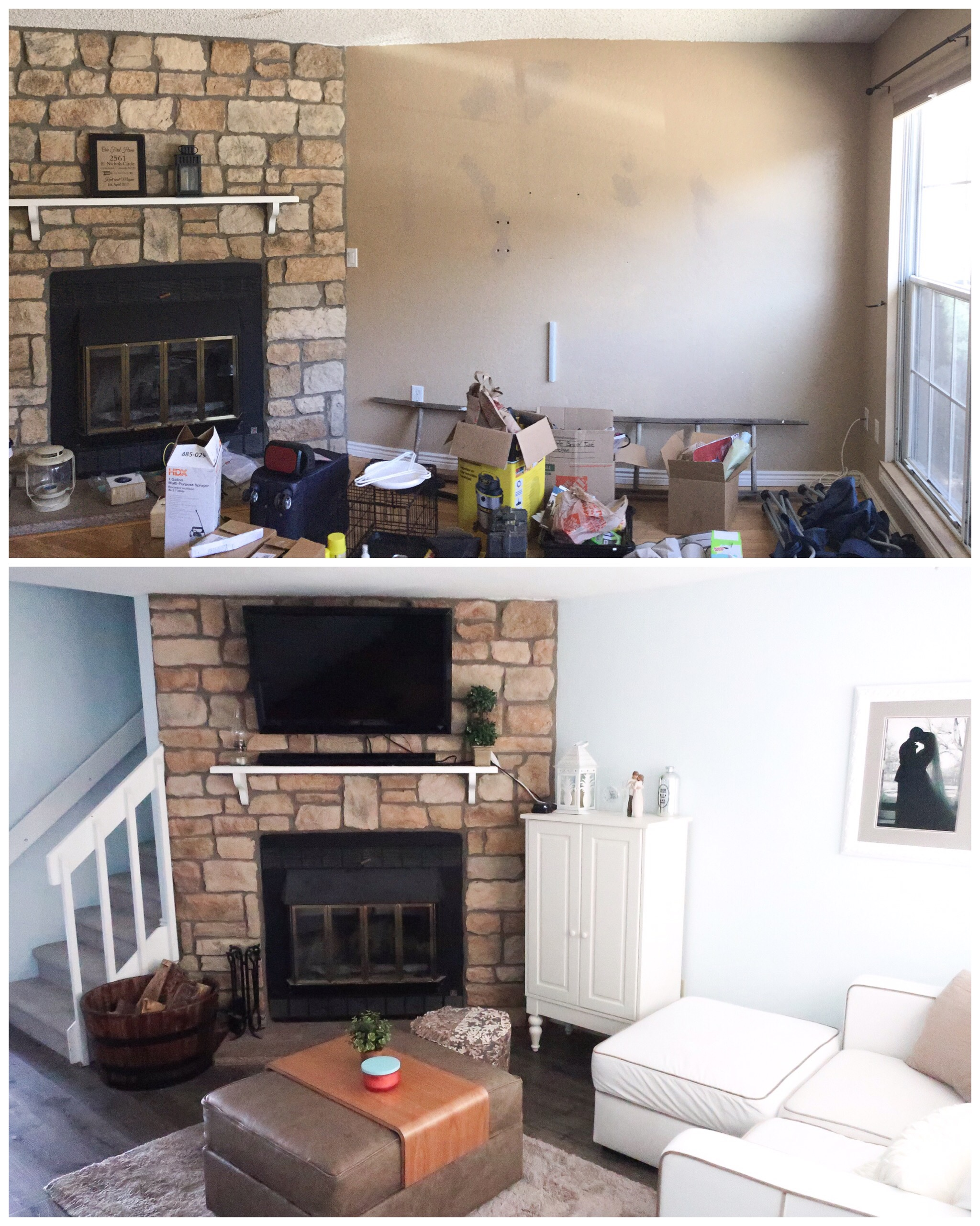 14 living room makeover the clay bunny diary